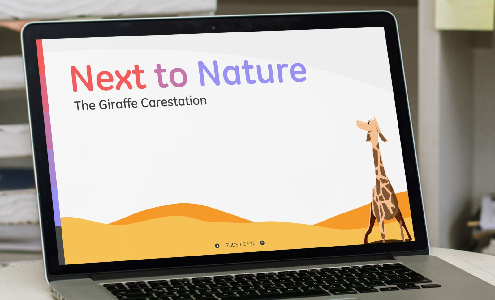 GE Giraffe Carestation Digital Presentation