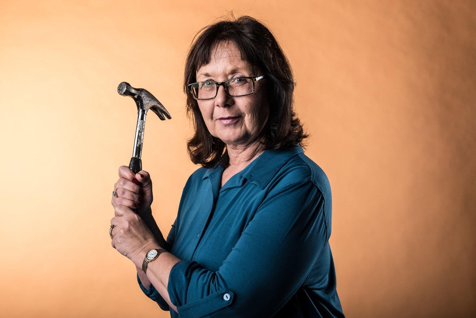 Cindy Struensee Portrait