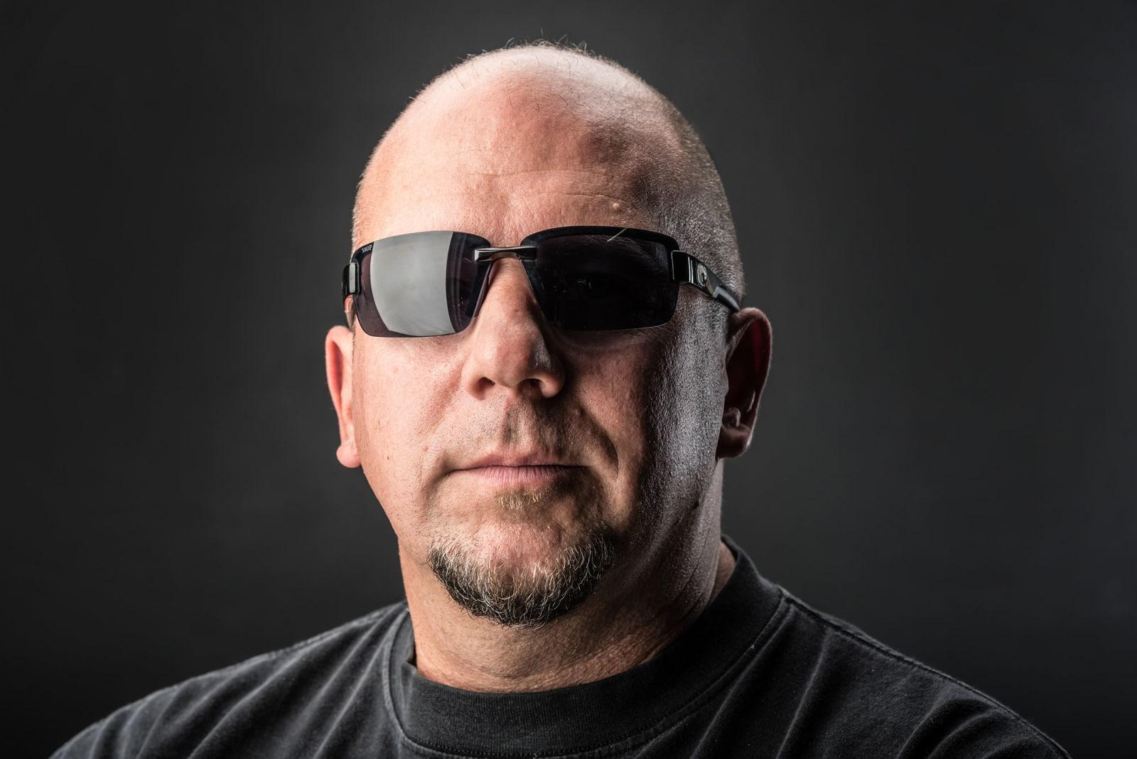 Jay Bauer Portrait