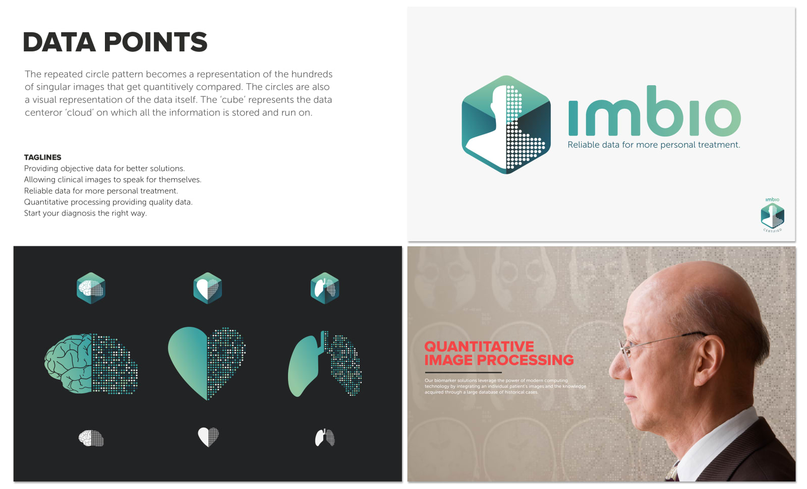 Imbio Data Points Intro