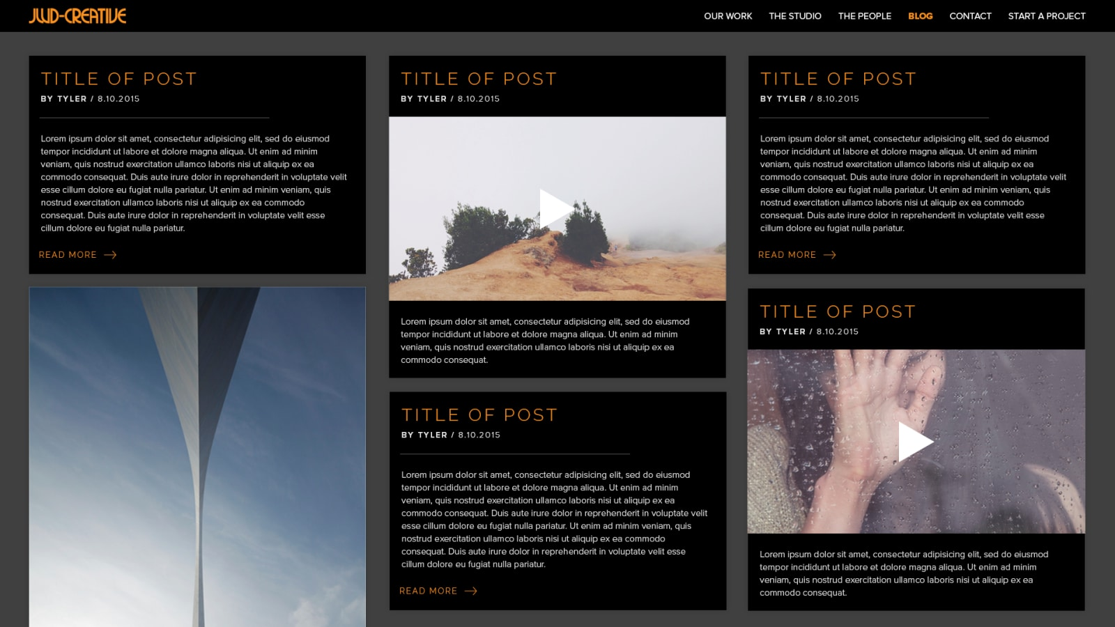 JWD Creative Blog