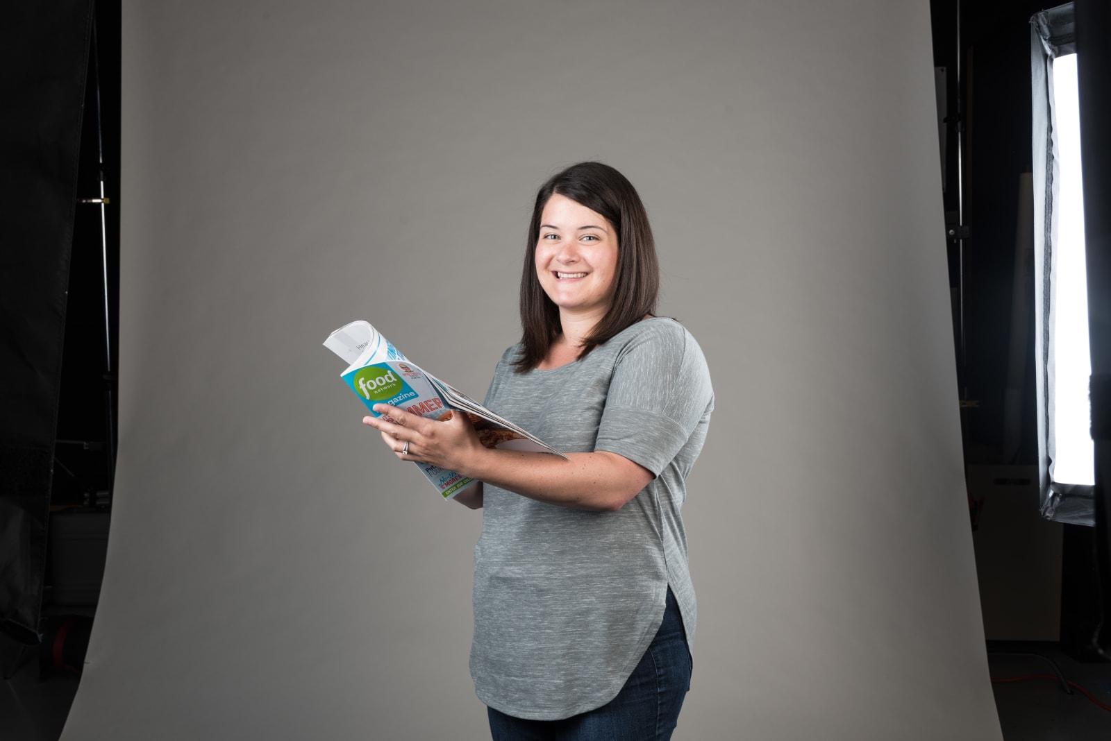 Jenny Brandenburg Reading