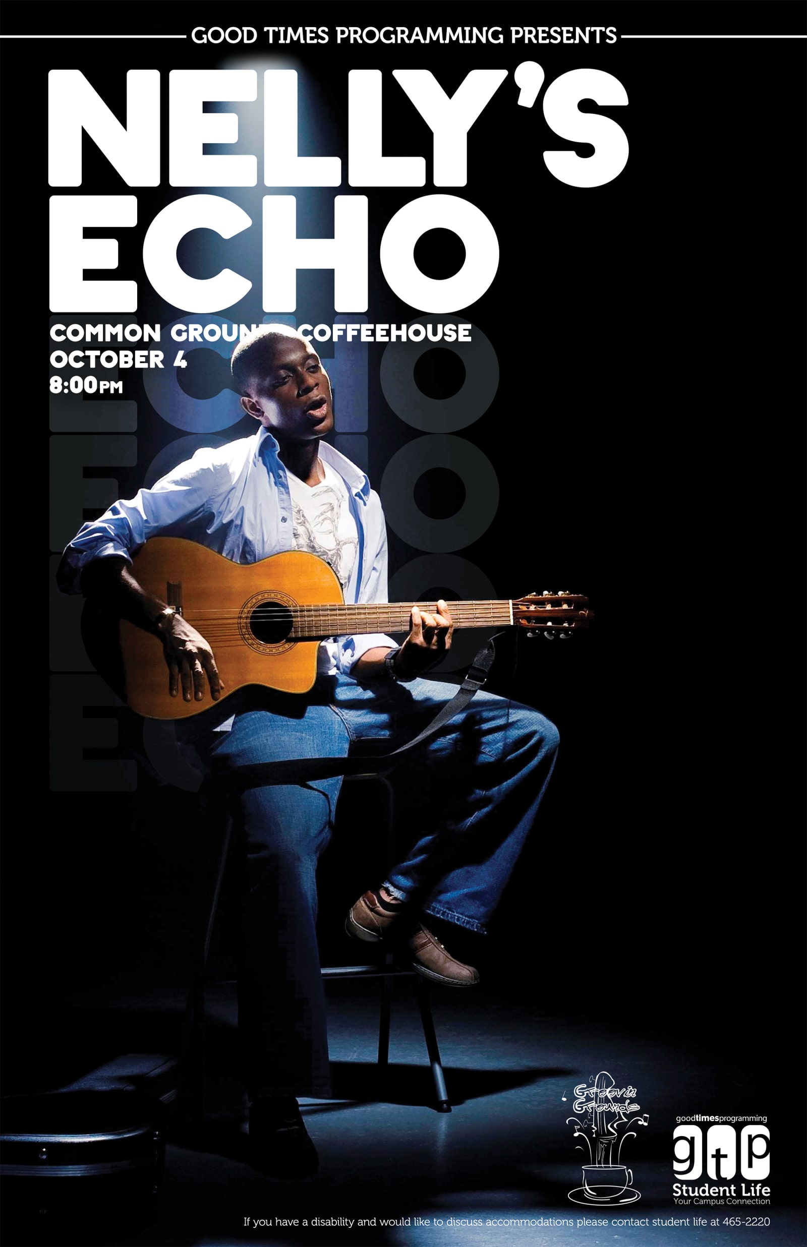 Nelly's Echo Poster