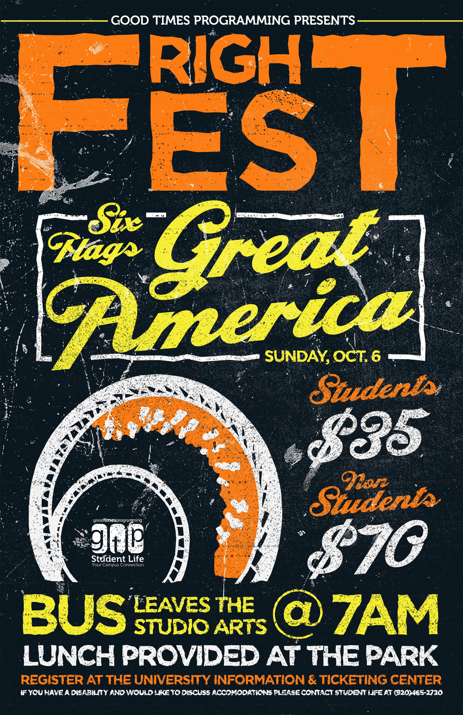Fright Fest Poster