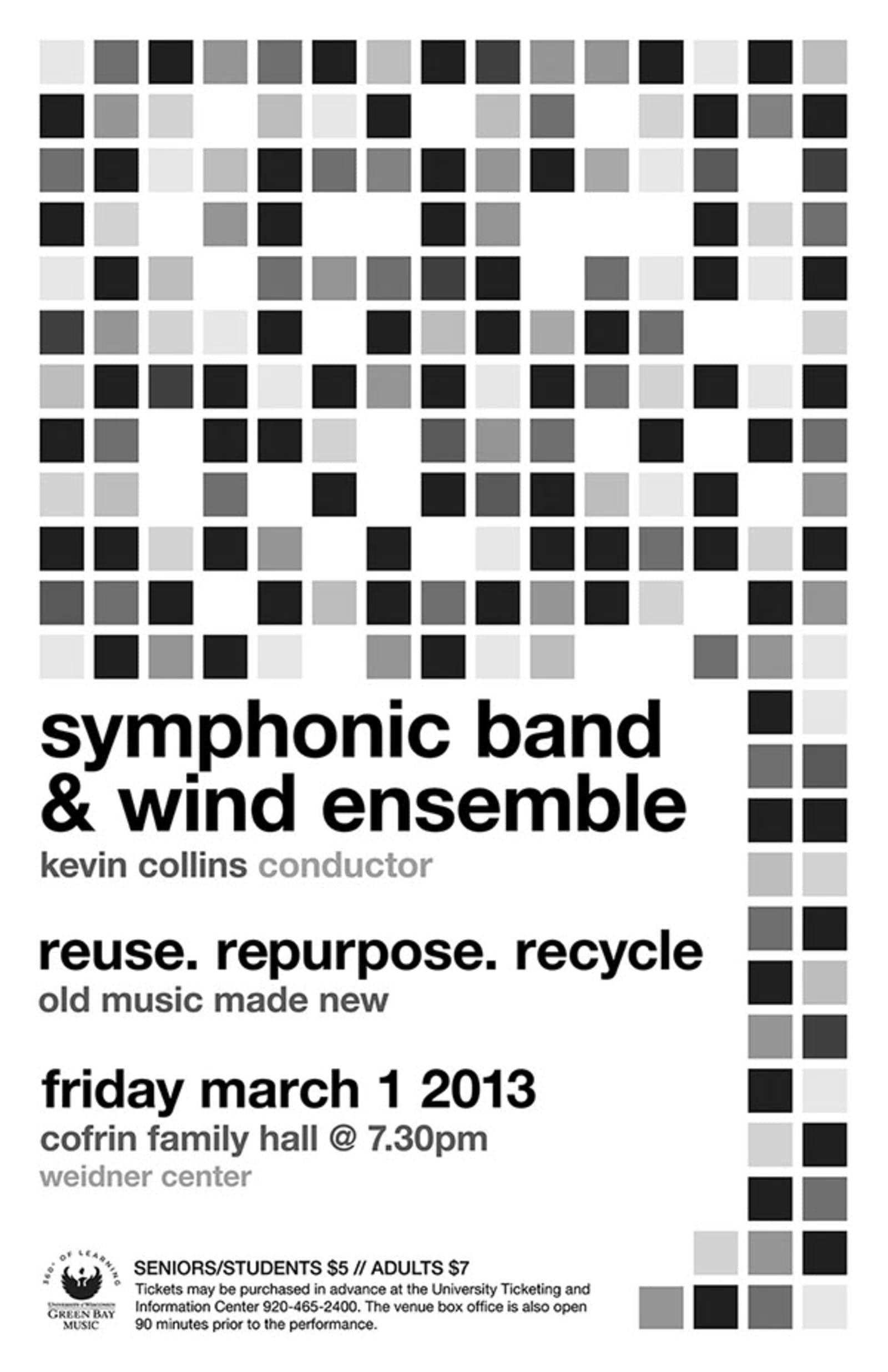 Symphonic Band and Wind Ensemble Abstract Poster