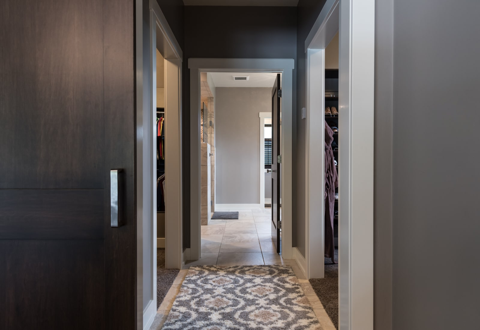 Van's Lumber Photography Hallway