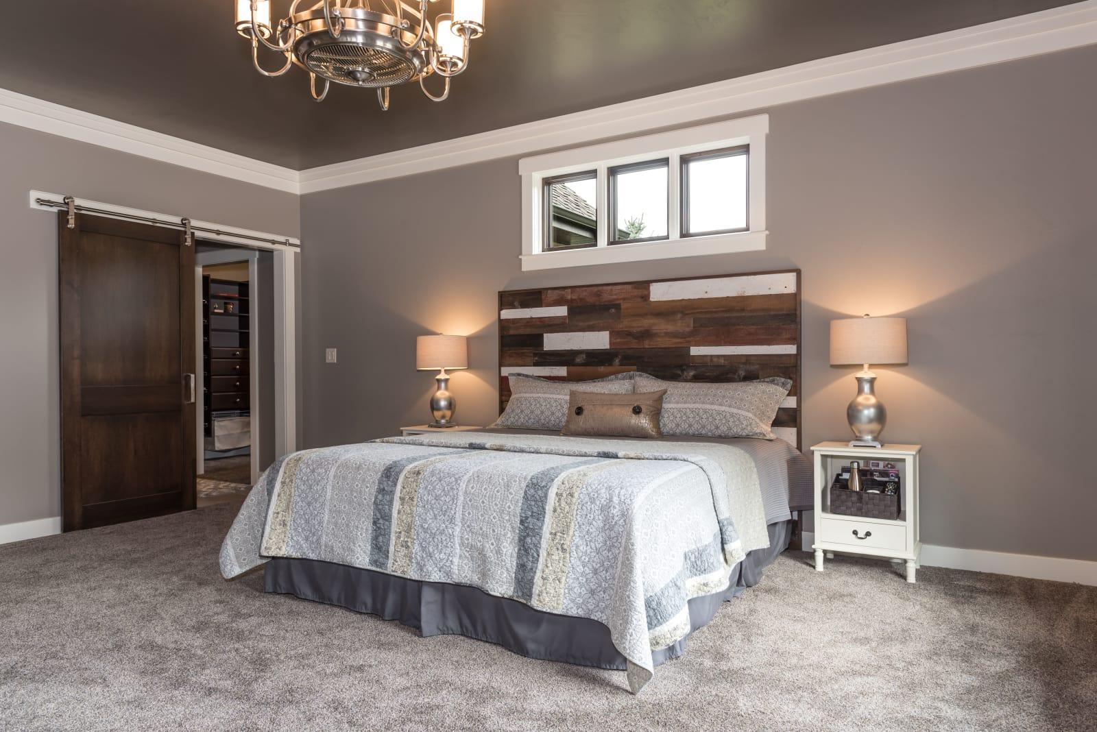 Van's Lumber Photography Bedroom and Closet