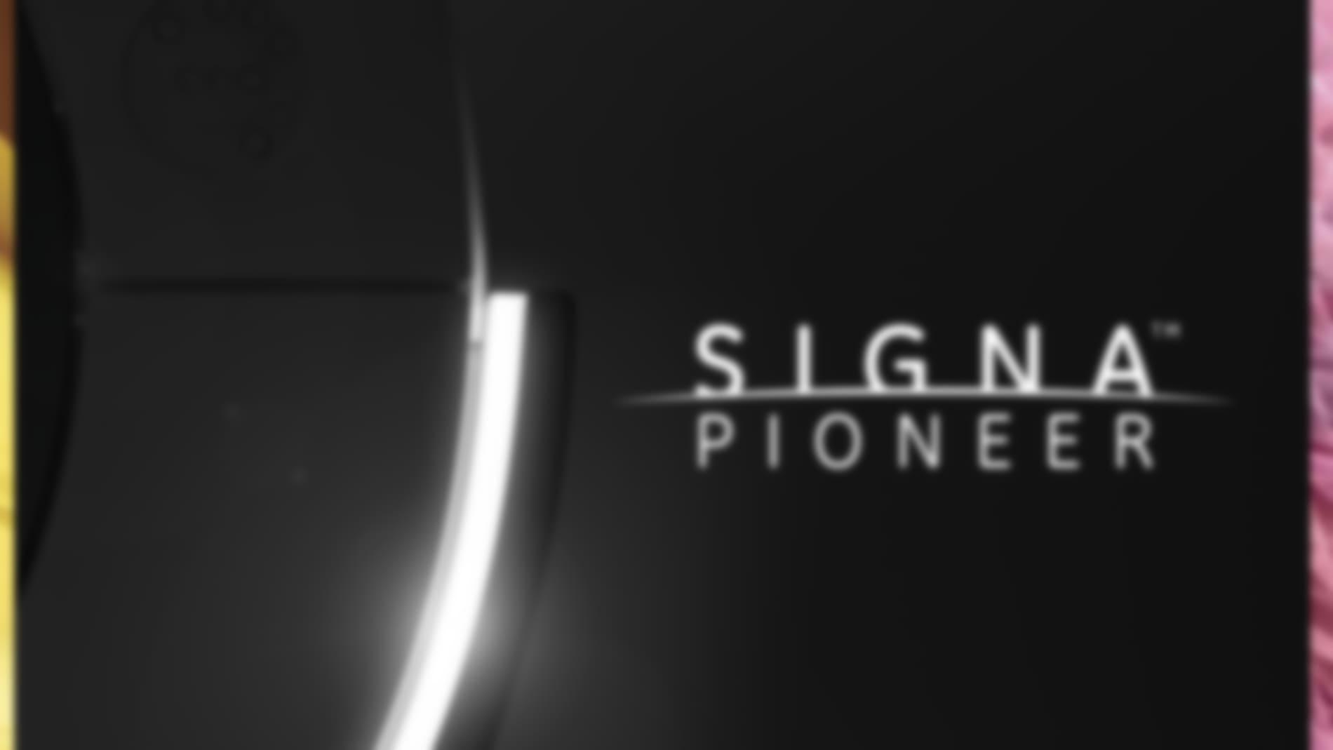 GE Signa Pioneer Illumination Concept