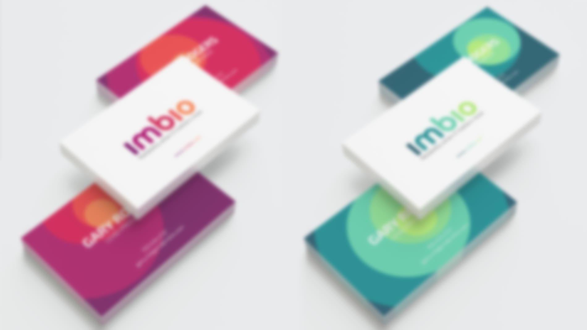 Imbio Branding Concepts