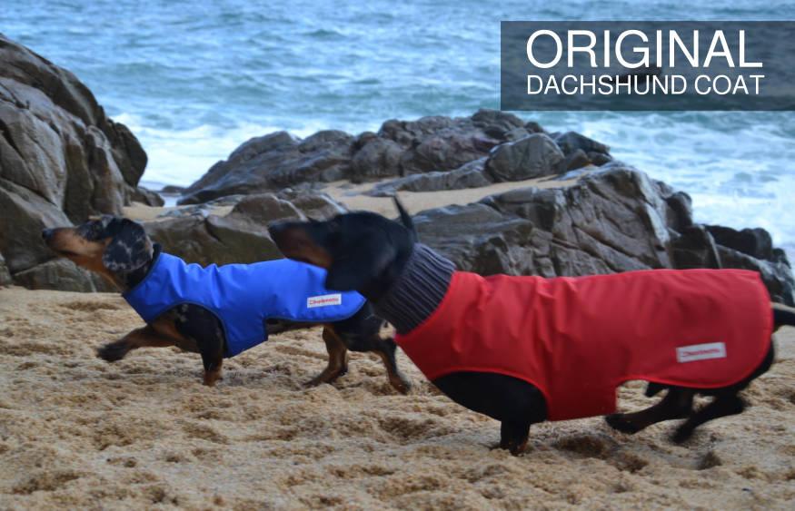 Barkmatic dachshund original coat