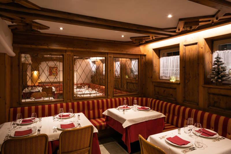 Hotel Medil Cucina Tradizionale Ladina