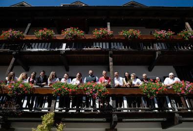 Hotel Medil Campitello di Fassa Dolomiti Trentino