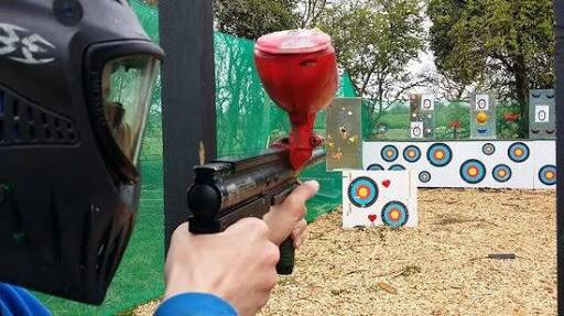 Paint Shooting Range