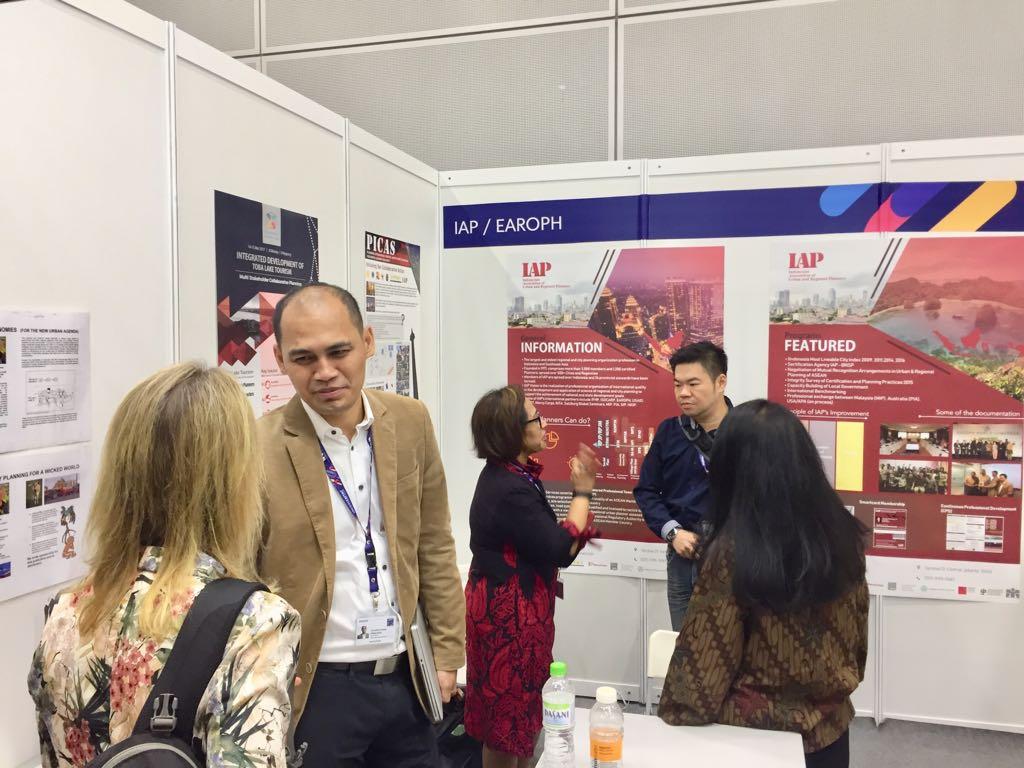 IAP Ikut Serta Sebagai Salah Satu Exhibitor di World Urban Forum 9 di Kuala Lumpur