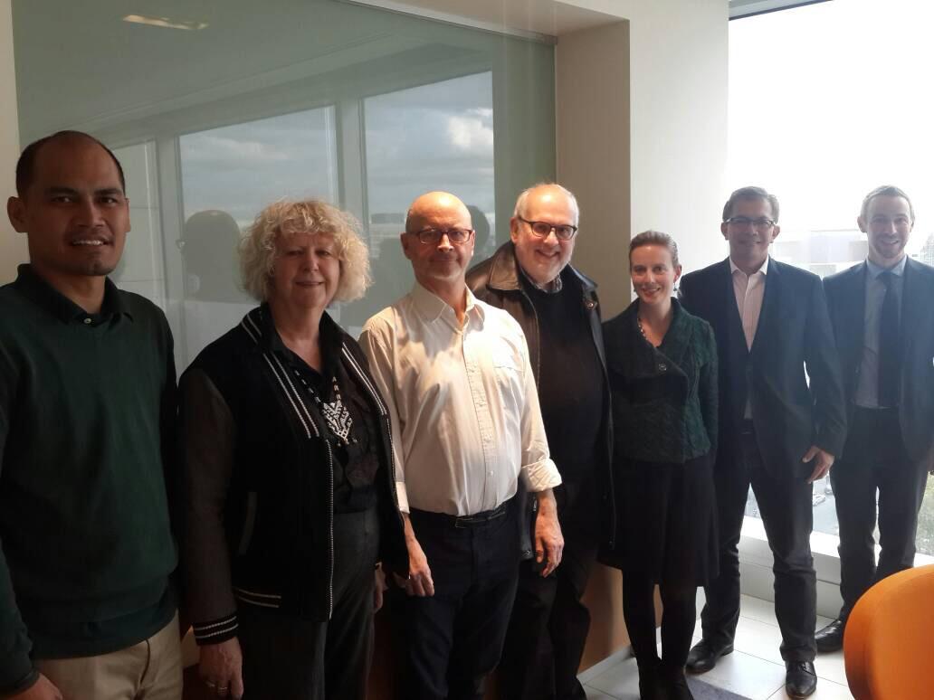 Kunjungan ke Planning Institute of Australia
