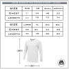 LS Tee Sizing Chart