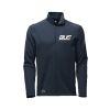 Australian Championships Navy Qtr Zip Jacket