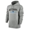 Aus Champs - PRIDE - Cotton Hoodie - Grey