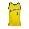 Elite Cut and Sow BOOMERS Jersey GOLD