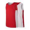 Reversible Singlet - Red/White