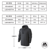 Hawthorn Titans - Hoodie - Sizing Chart