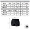 Hawthorn Titans - Running Shorts Sizing