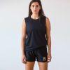 Richmond Riots - Womens Running Shorts - Black