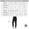 Richmond Riots - Track Pants sizing charts