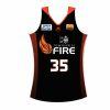 Townsville Fire Home Replica Jersey