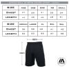 Bendigo Spirit Training Shorts - sizing chart