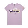 Melbourne Boomers 2020 Womens Tee - Lavender