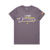 Melbourne Boomers 2020 Womens Tee - Muave