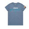 Southside Flyers 2020 womens Tshirt - Carolina Blue