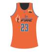 Townsville Fire 2020 away Replica Jersey