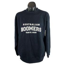 Boomers Navy Crew