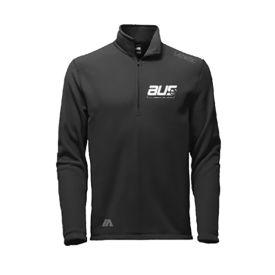 Australian Championships Black Qtr Zip Jacket