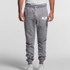 OLYMPIC track pants - Grey marle