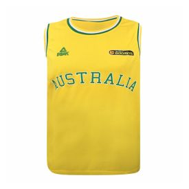 Boomers Gold Replica Singlet
