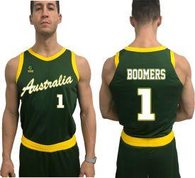 BOOMERS Home Replica Uniform - Fan