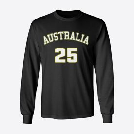 Ben Simmons Long Sleeve Tee