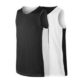 Reversible Singlet - Black/White
