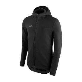 Pro Tech Full Zip Hoodie - Black