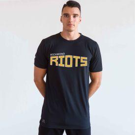 Richmond Riots - tee - Black