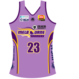 Melbourne Boomers  Replica Jersey