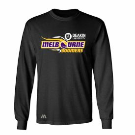 Melbourne Boomers performance ls tee