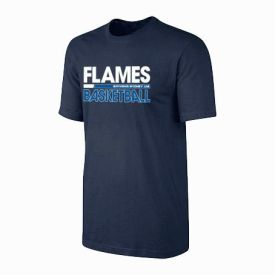 Sydney Flames Navy Performance Tee