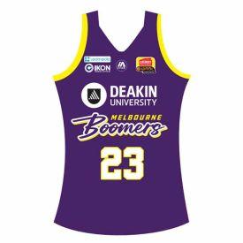 Melbourne Boomers 2020 Replica Jersey
