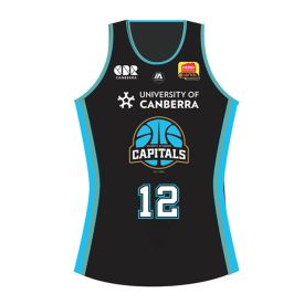 Canberra Capitals 2020 Home Replica Jersey