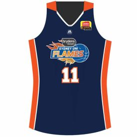 Sydney Flames 2020 Home Replica Jersey