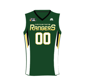 Dandenong Rangers Green Singlet